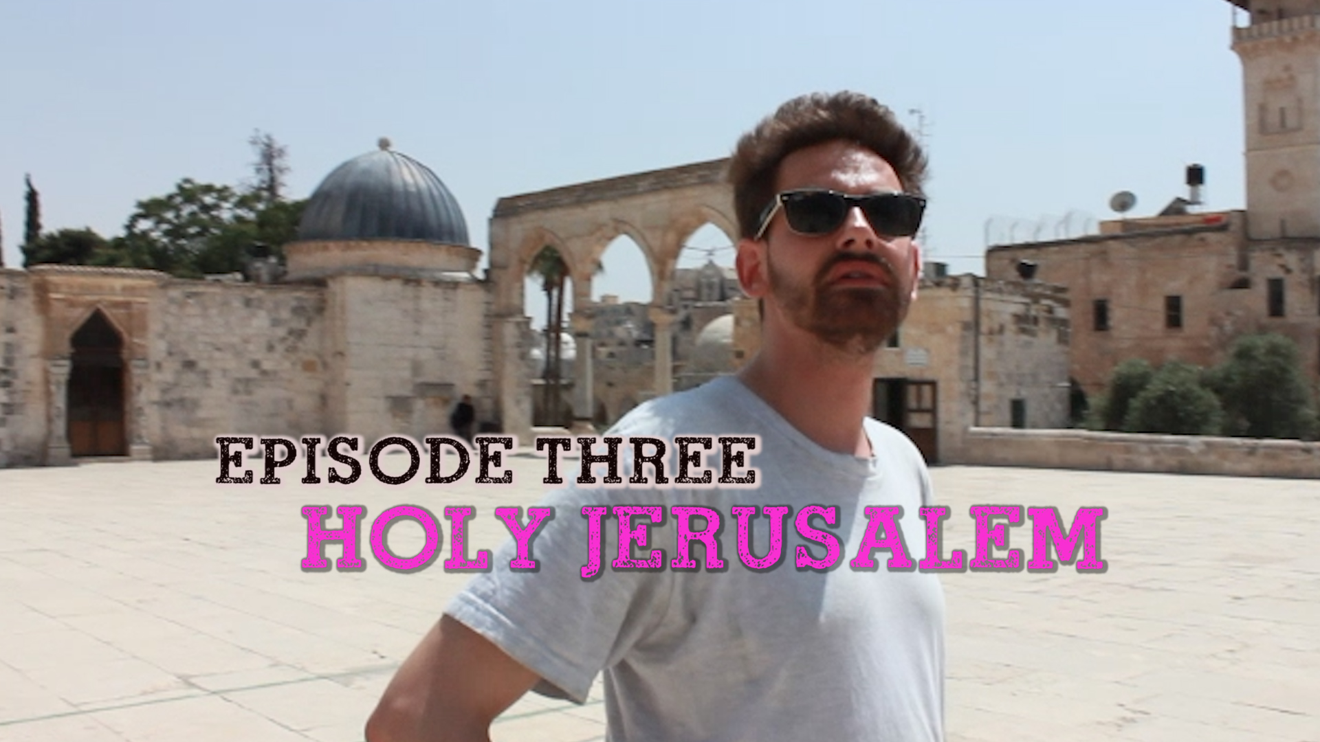 Liebe Crowd: This is my Israel – Shai Hoffmann_3/6 Holy Jerusalem