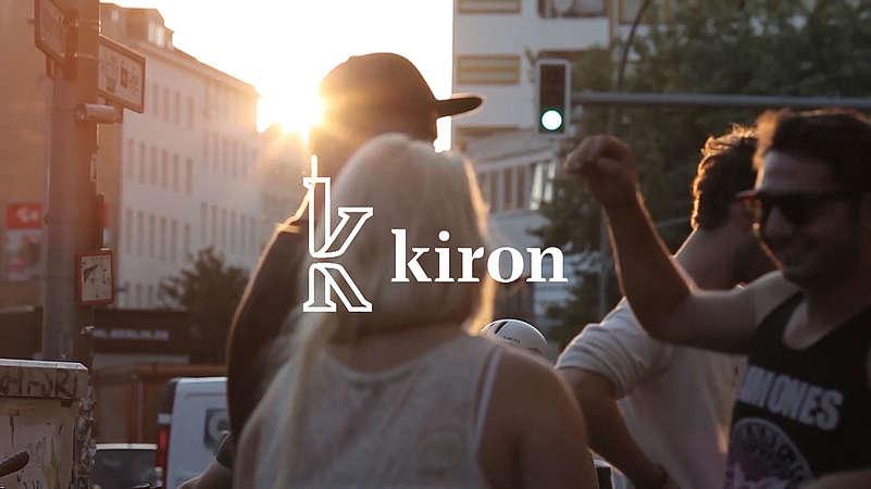 Shai Hoffmann spricht mit Markus Kessler – Gründer Kiron Universität, erste Uni für Flüchtlinge