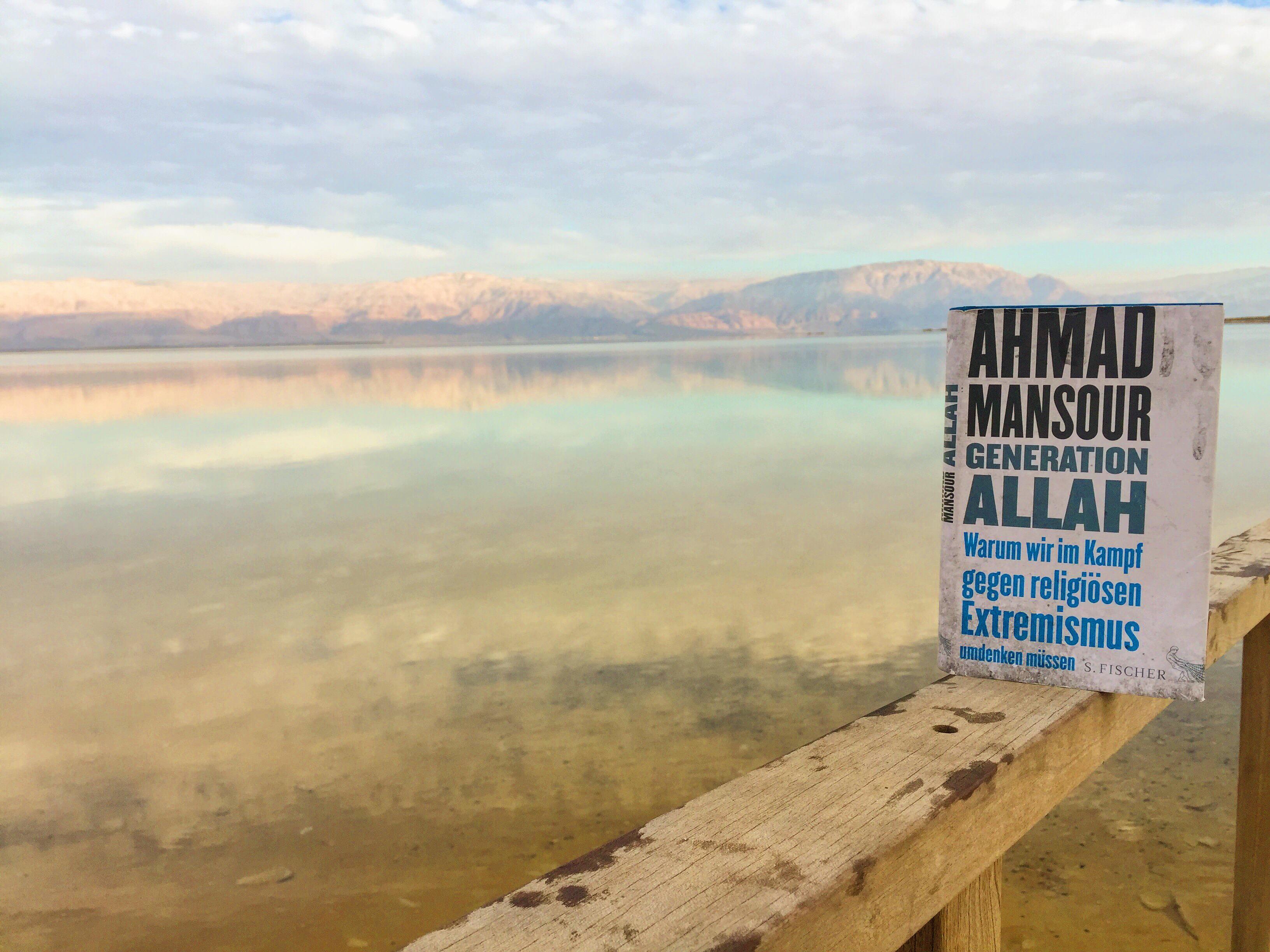 Totes Meer + gutes Buch = Unbezahlbar