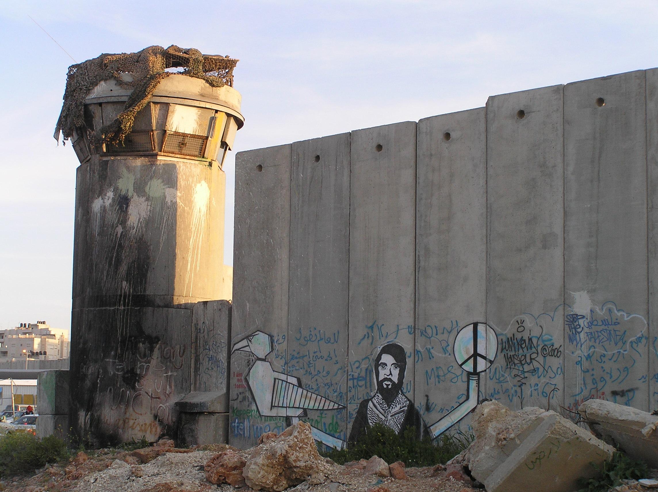 Mauern in den Köpfen und Herzen der Menschen