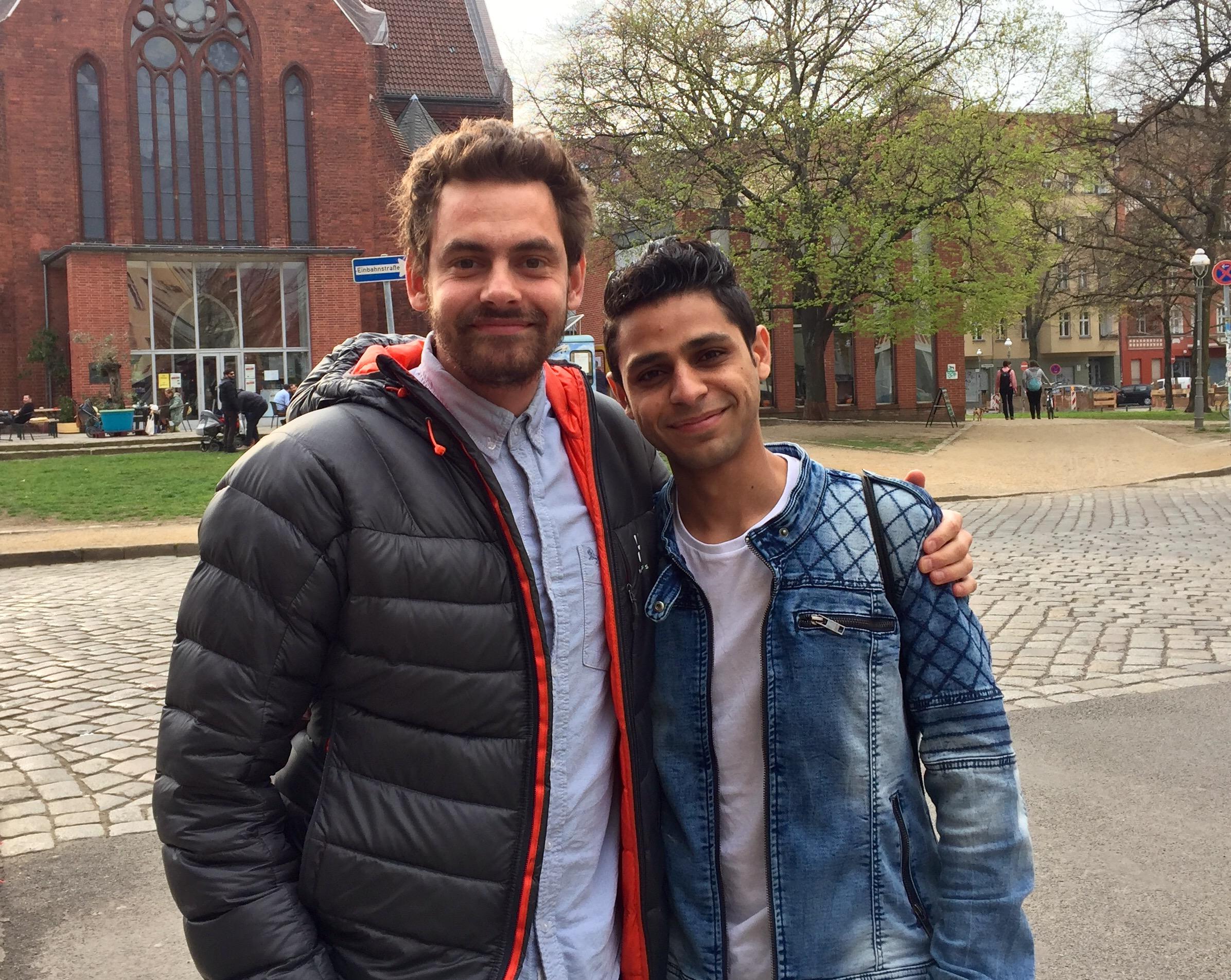 Mujeeb – ein Berliner Neuankömmling aus Afghanistan über seine Wünsche
